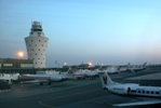 AA tails & LGA tower