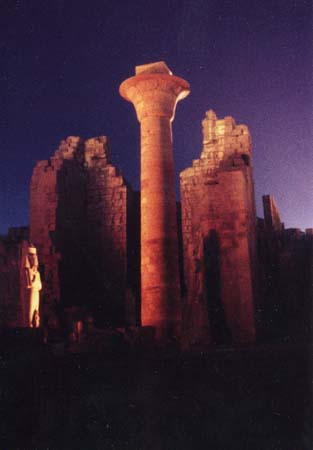 Karnak Sound & Light Show