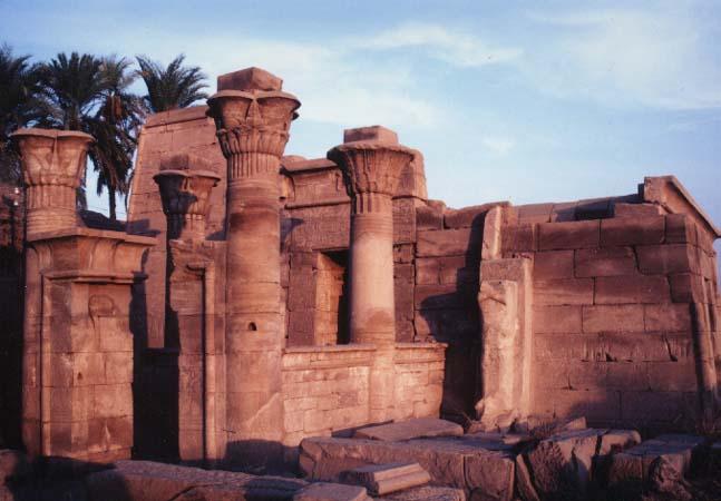 Temple of Ptah, Karnak